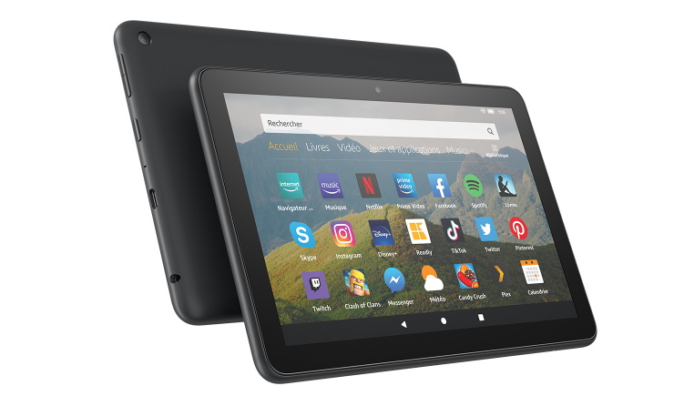 tablette fire hd 8 2020