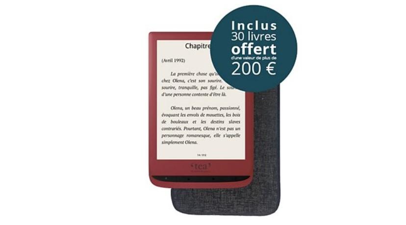 Une liseuse Touch HD 4 + Housse chez Boulanger