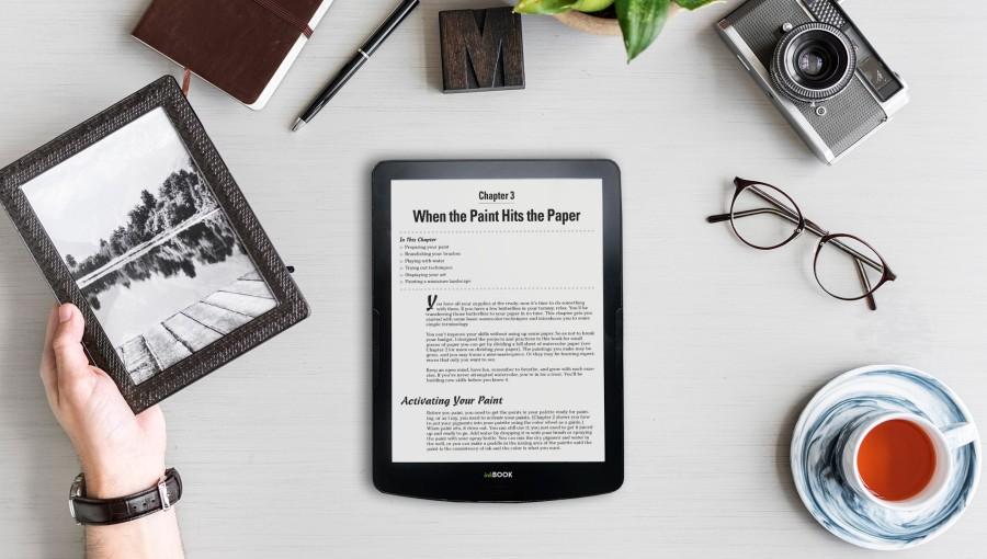 Liseuse Android InkBook explore