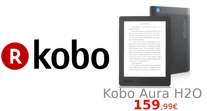kobo aura H2O edition 2 promo