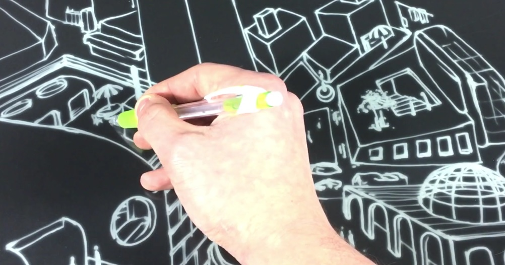 e ink just write dessin