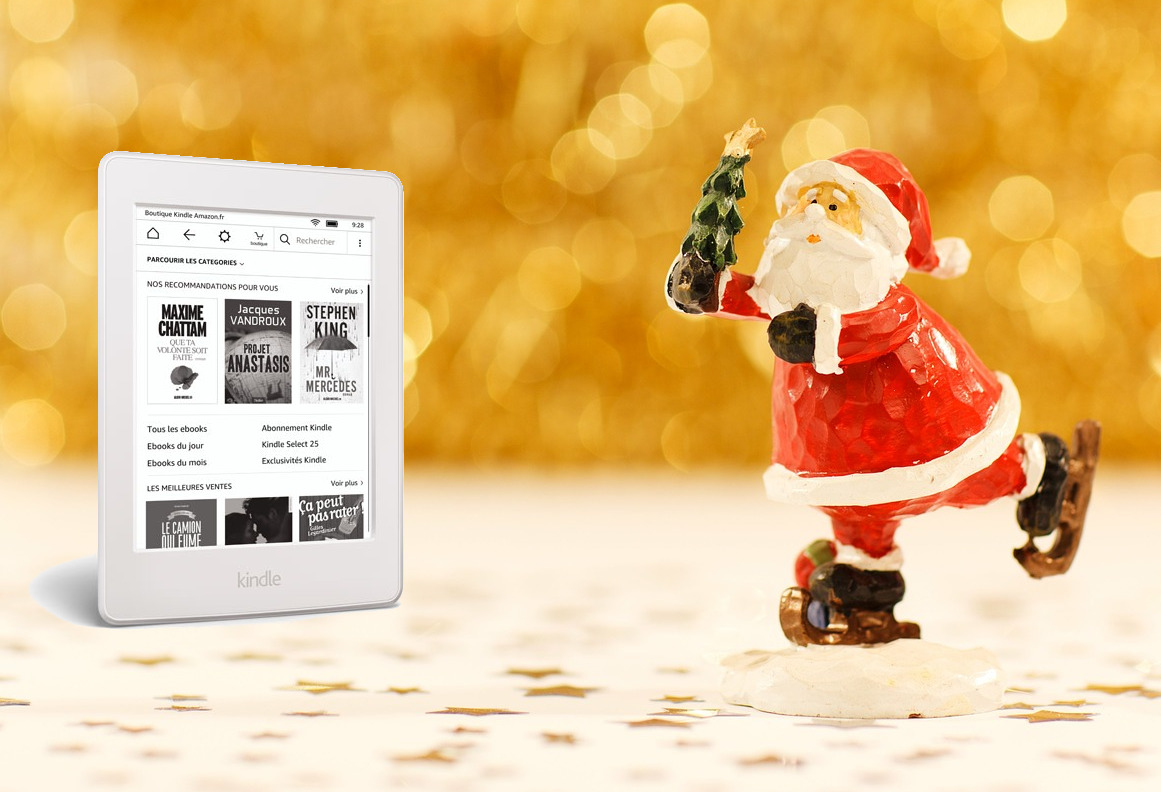 Guide d'achat des liseuses du mois de décembre