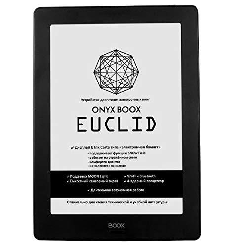 Liseuse Onyx Boox Euclid et son grand écran de 9,7 pouces