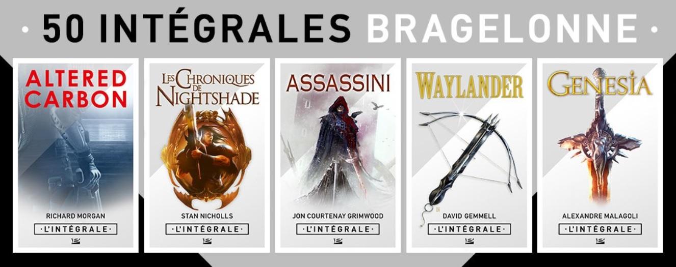 intégrales bragelonne ebooks