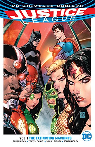 comics Justice League