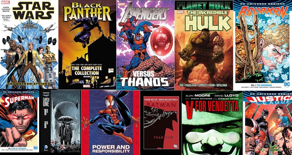 comics gratuits prime reading france