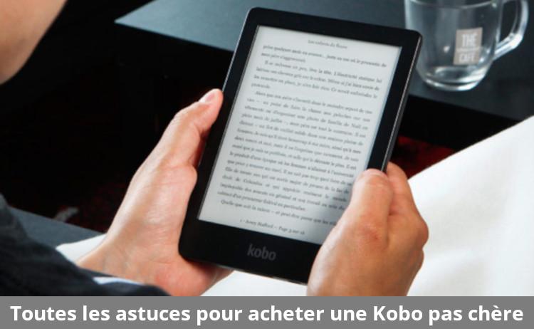 Acheter une liseuse Kobo pas chère