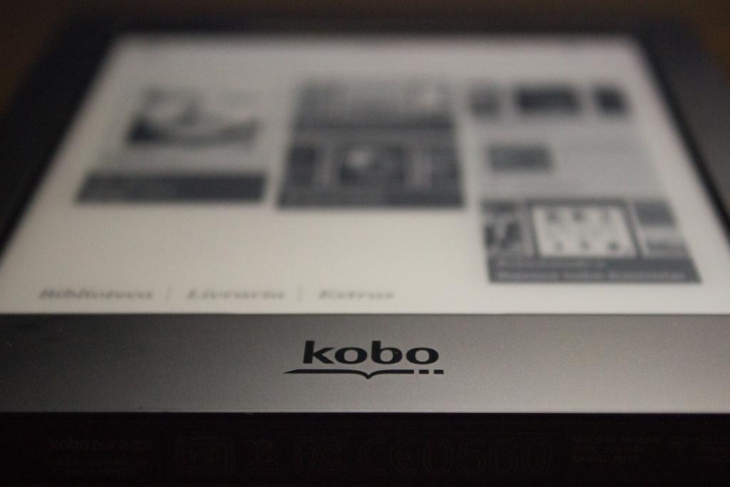 nouvelle liseuse kobo