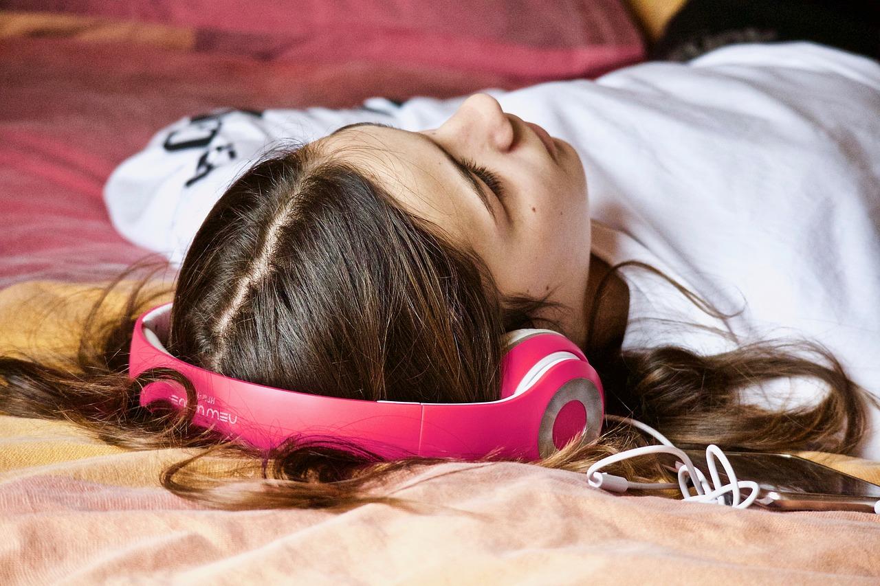 L'écoute de livres audio est un bon moyen de se détendre