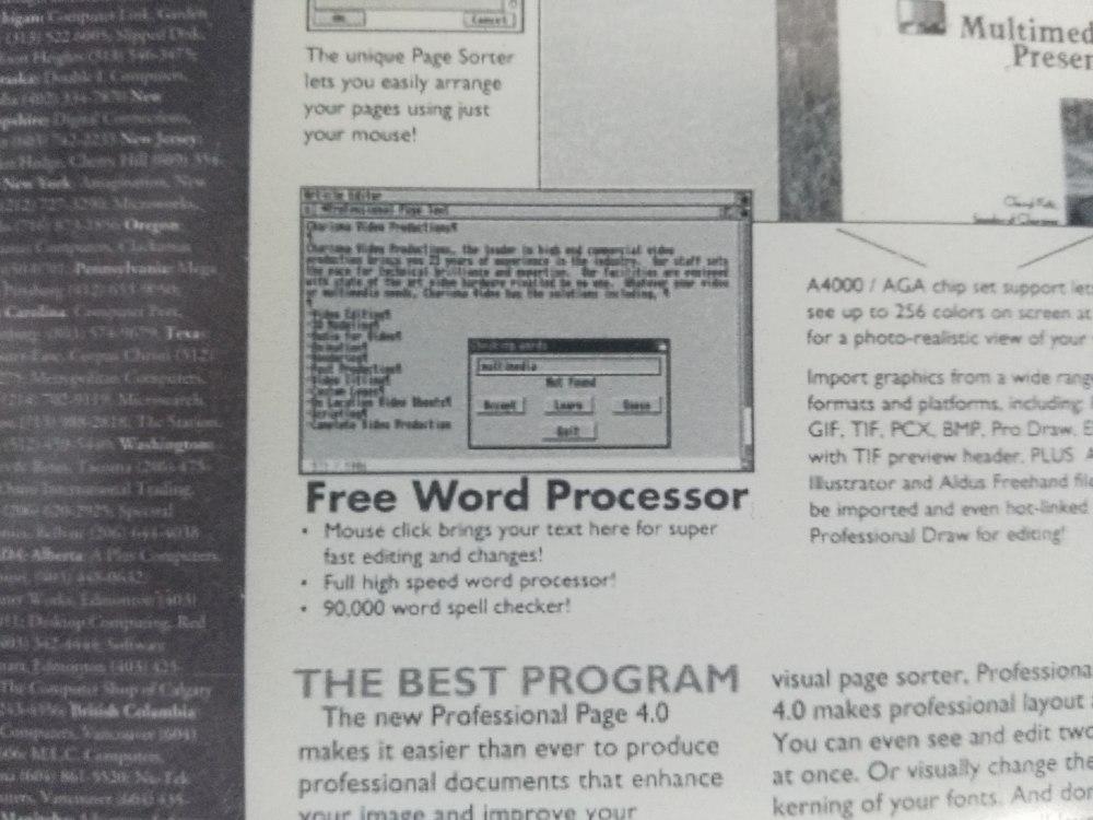 test liseuse Touch Lux 4 pdf