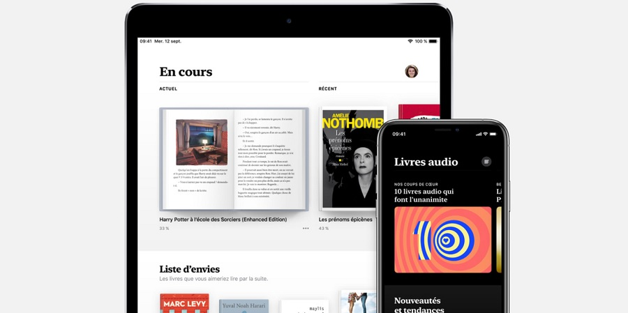 Apple Books : un relooking de iBooks