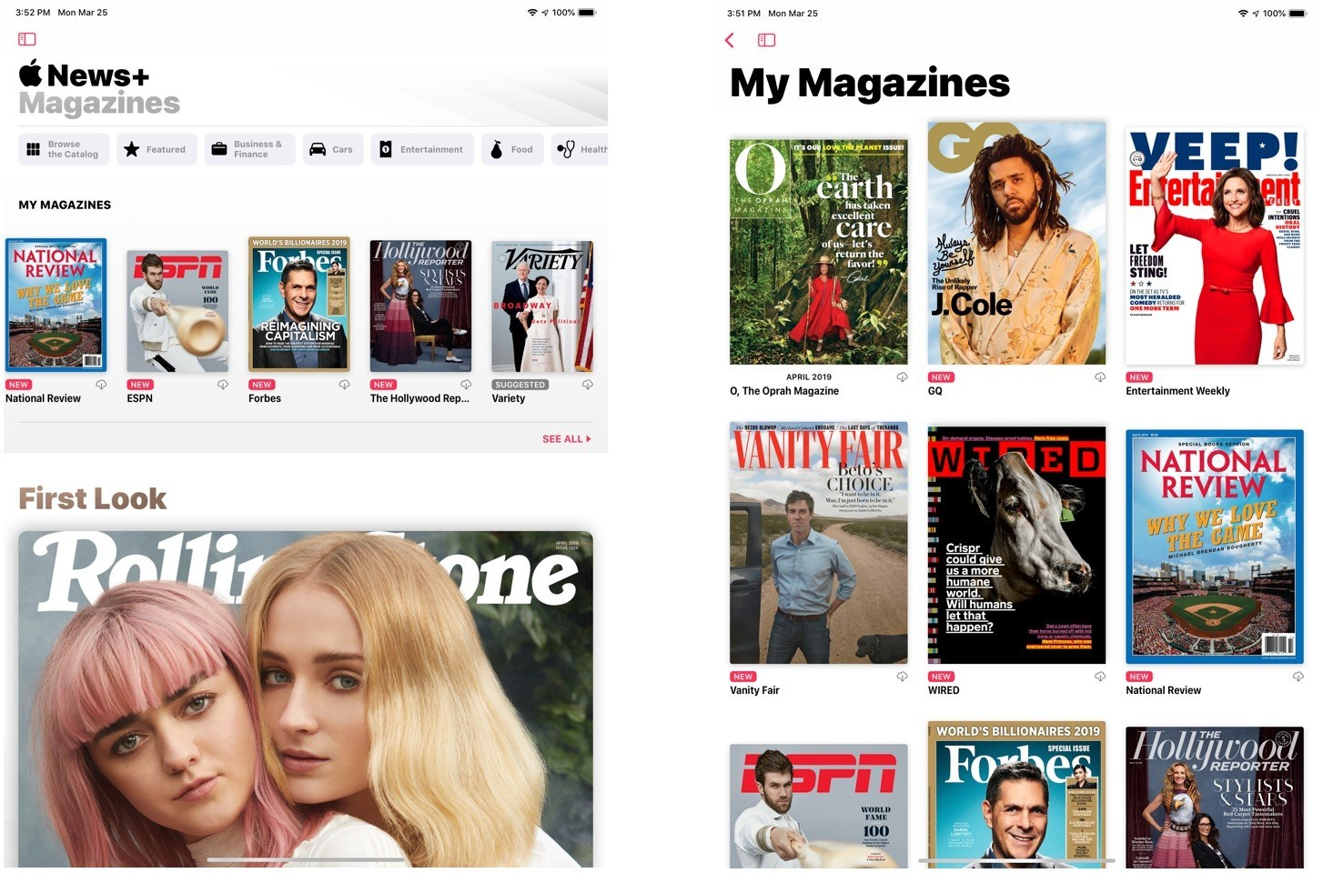 apple news + pour la presse payante