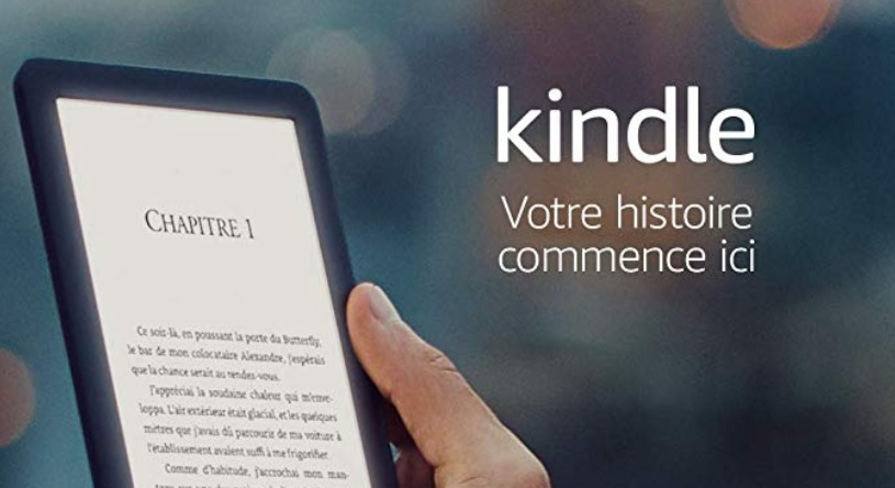 nouvelle kindle 2019