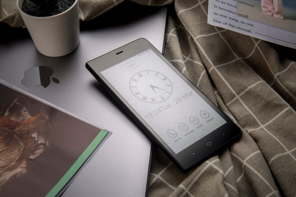 smartphone liseuse kingrow k1