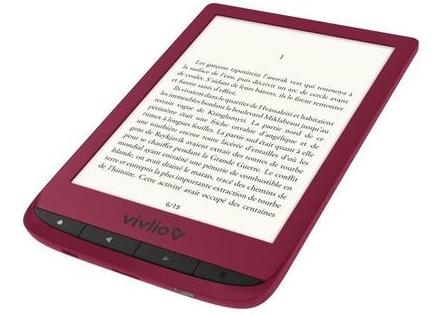 Liseuse Vivlio Touch Lux 4 : un bon rapport qualité / prix