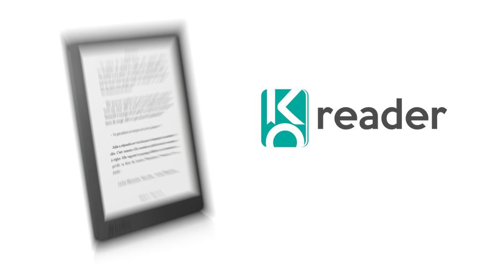 logiciel koreader pour liseuse