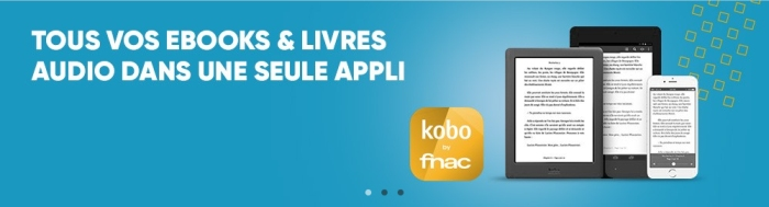 applications kobo by fnac