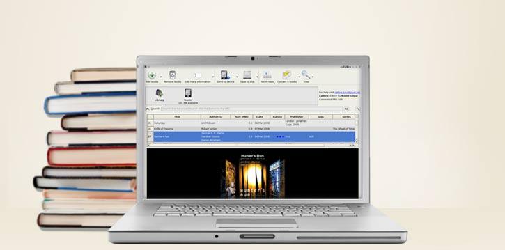 calibre 4 visionneuse ebook