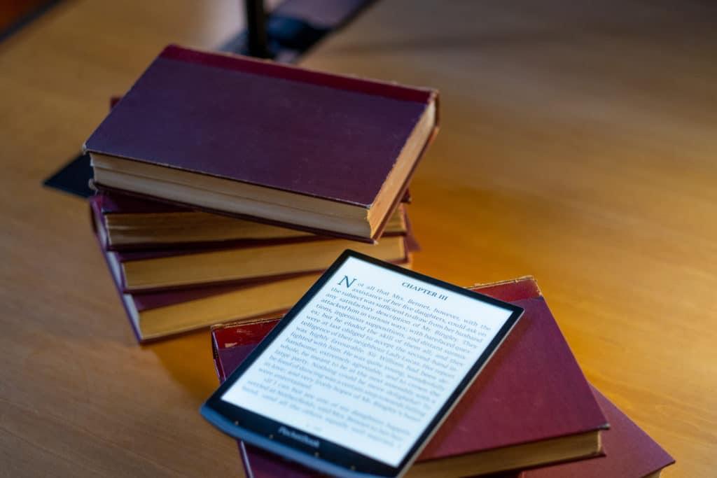 nouvelle liseuse pocketbook InkPad X