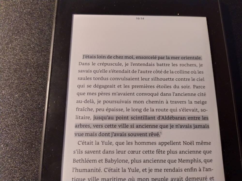 note kindle