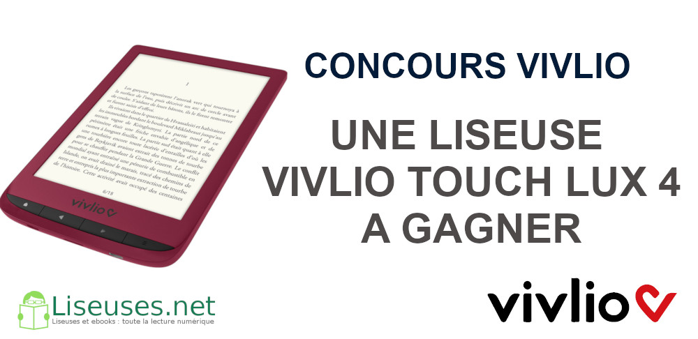 concours vivlio touch lux 4