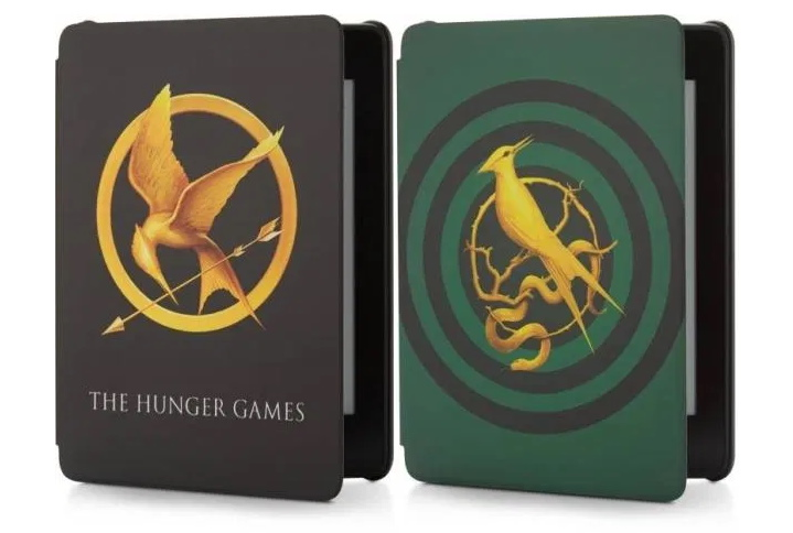 hunger games kindle paperwhite