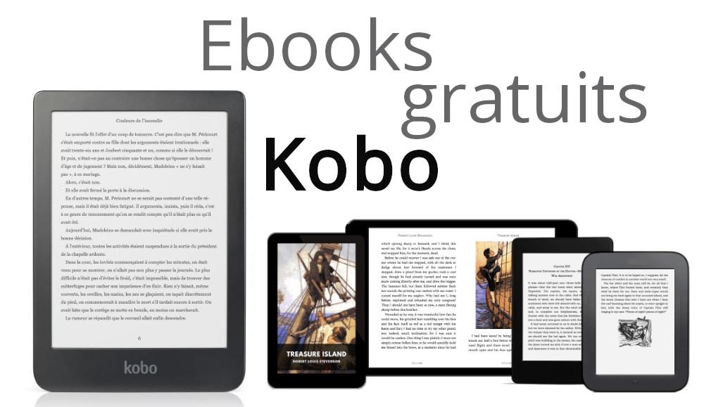 ebook gratuit kobo
