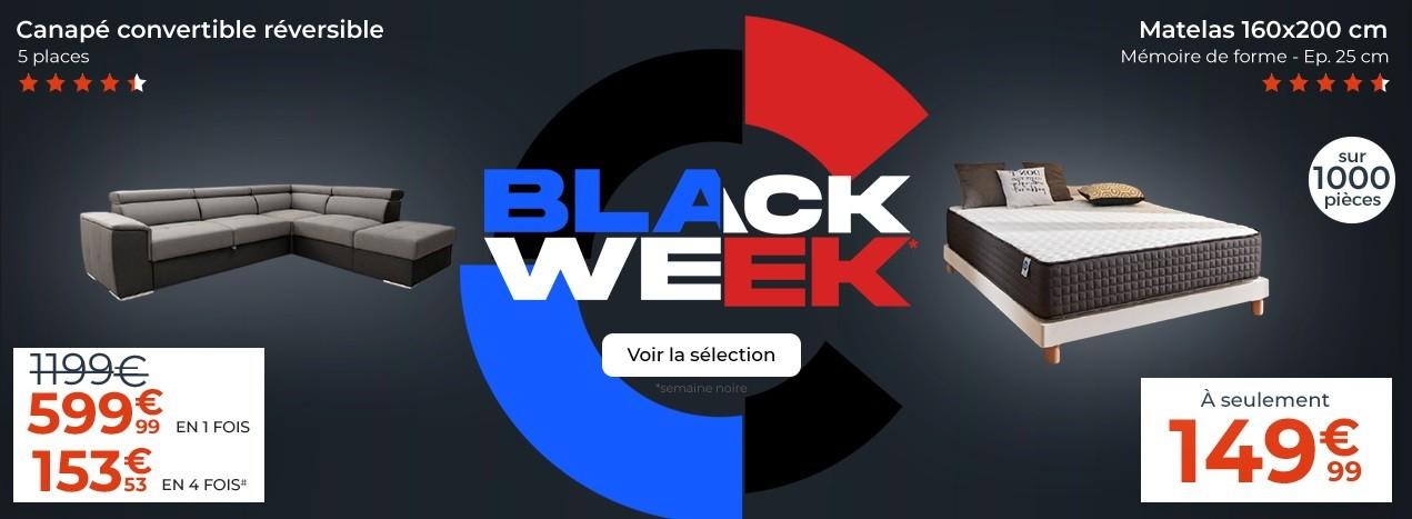 black week cdiscount