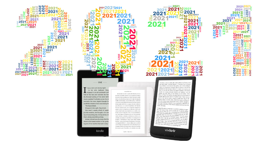 liseuse et ebook 2021