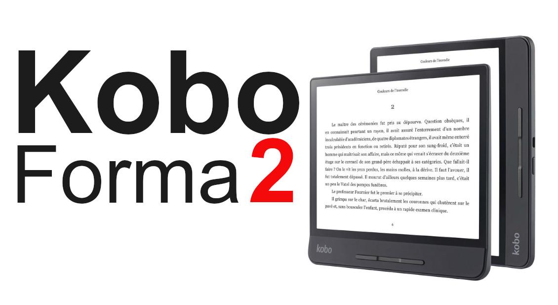kobo forma 2