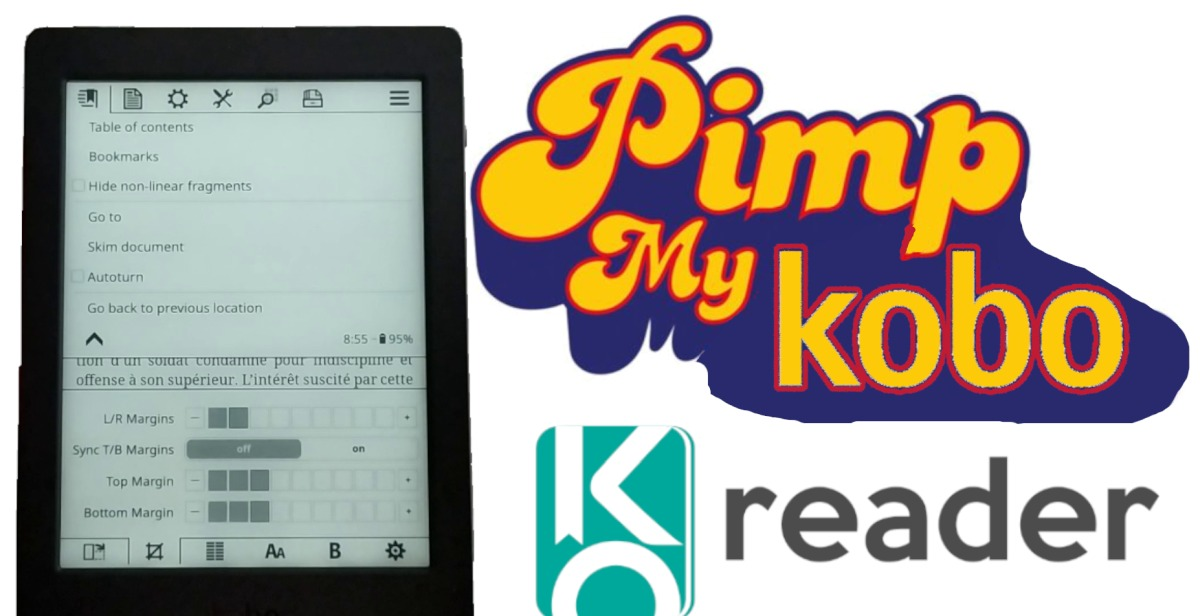 installer koreader sur kobo