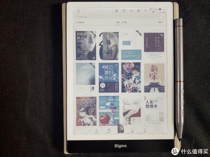 liseuse bigme s3 écran couleur