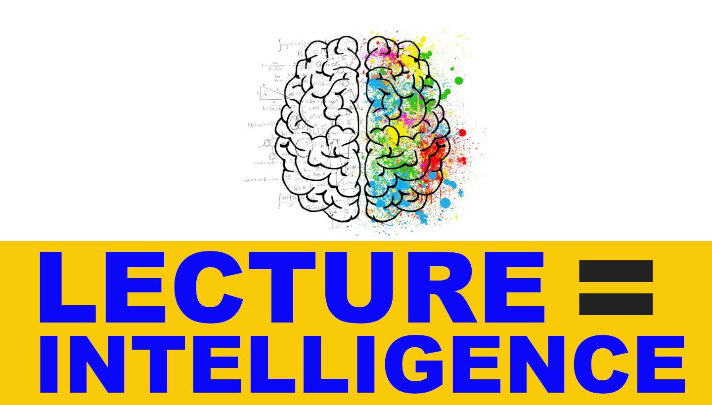 étude sur lecture et intelligence