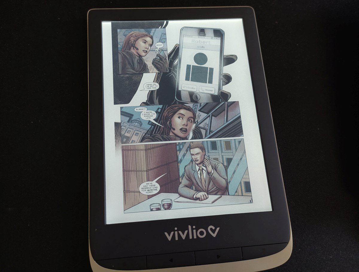 bande dessinée Vivlio color