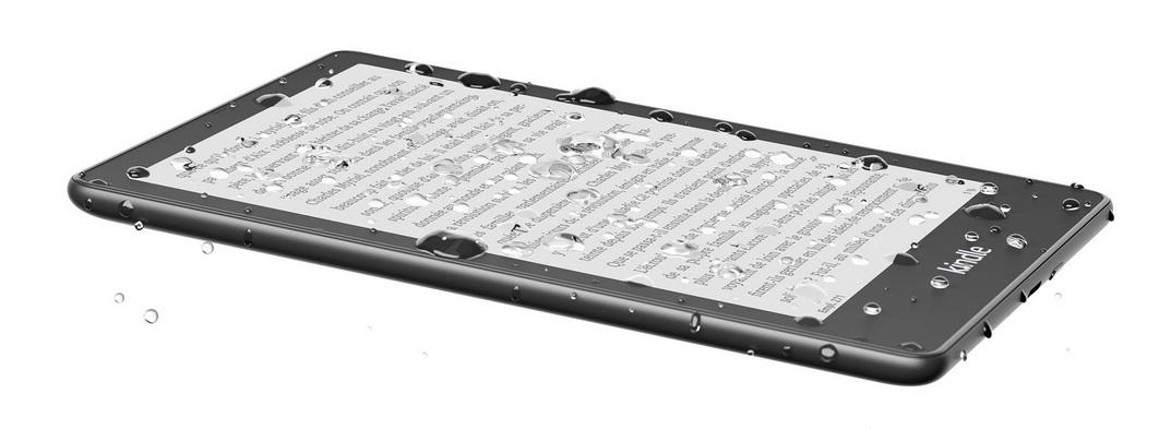 liseuse Kindle Paperwhite 6,8 pouces étanche